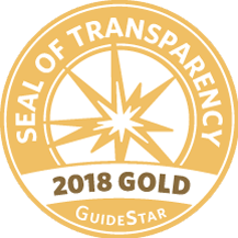 Guidestar Gold Seal for Transparency