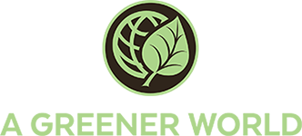 A Greener World logo