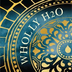 Wholly H2O logo